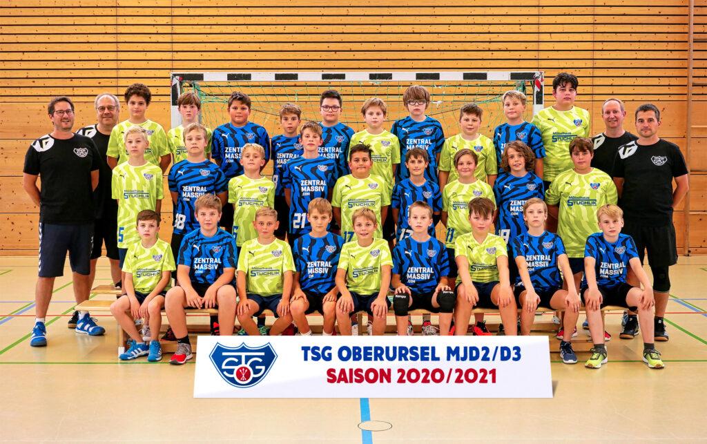 TSG Oberursel mjD2/D3
